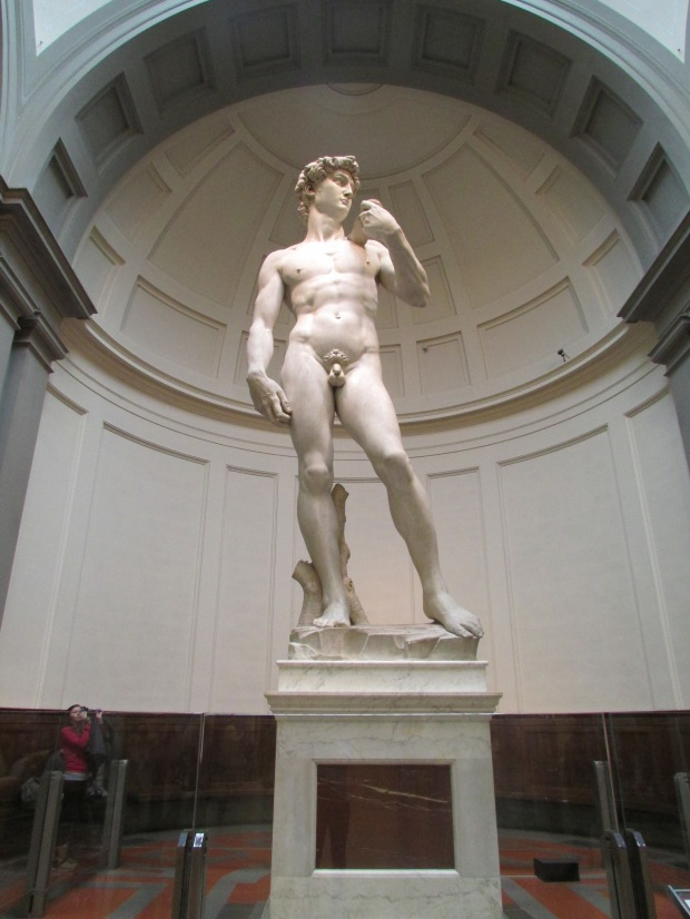 The awe inspiring David.