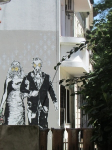 Some La Boca Street Art.
